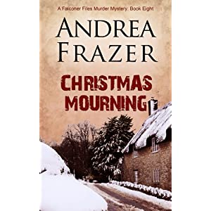 Christmas Mourning (The Falconer Files Book 8)