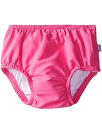 i play Ultimate Snap Swim Nappy for Girls (18 Months, Infant, Hot Pink Solid)