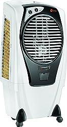 Orient Electric Snowbreeze Slim CD5501H 55 Litres Air Cooler (White/ Dark Grey)