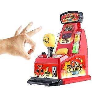 IDE Play Finger Boxen Maschine Spielzeug für Kinder Mini-Stretch-Kampfmaschine Geburtstagsgeschenke für Kinder