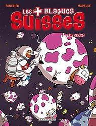 Les Blagues Suisses, Tome 3 : Star vaches