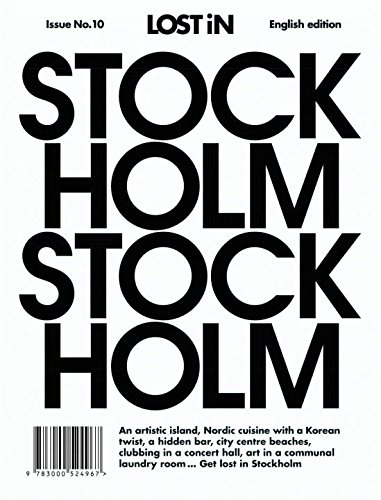 LOST iN Stockholm: A City Guide