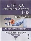 #6: Ajit Prakashan's The IC-38 Insurance Agents Life Handbook by Insurance Institute of India