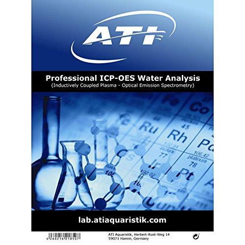 ATI ICP-OES Water Analysis Set 3 Stück