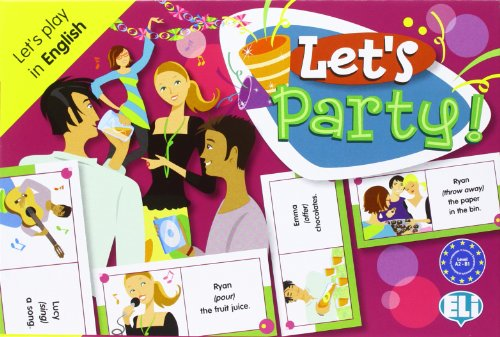 Let's Party : A2-B1 par Paul Davenport