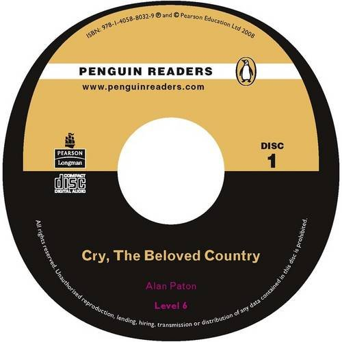 PLPR6:Cry, the Beloved Country CD for Pack (Penguin Readers (Graded Readers))