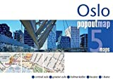 Popout Map Oslo Double (Popout Maps)