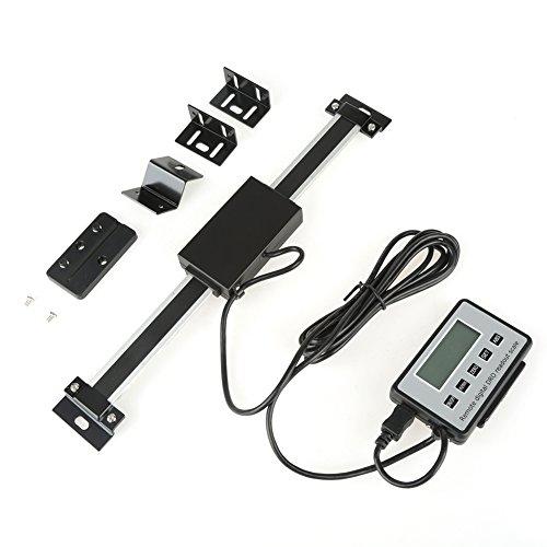 Digitalanzeige, 0-150 mm genaue digitale LCD-Skala für Fräsmaschinen Drehmaschinen, Anzeige für Fernauslesung -