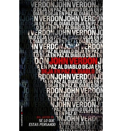 [ [ Deja en Paz al Diablo = Let the Devil Sleep (Spanish) ] ] By Verdon, John ( Author ) Aug - 2012 [ Paperback ] (John Verdon Let The Devil Sleep)