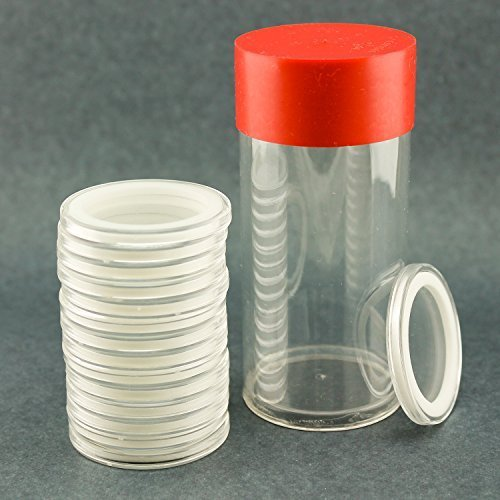 1-airtite-coin-holder-storage-container-15-white-ring-40mm-air-tite-coin-holder-capsules-for-america