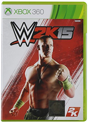 WWE 2K15(輸入版:アジア) - Wwe 2k15 Spiel