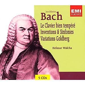 Le Clavier bien tempéré / Variations Goldberg