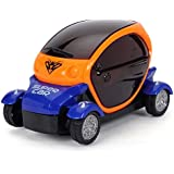 Generic 3D Cartoon Car with Light and Music Toy for Kids (Red)