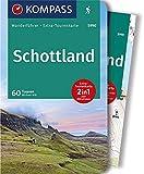 KOMPASS Wanderführer Schottland, Wanderungen an den Küsten und in den Highlands: Wanderführer mit Extra-Tourenkarte 1:50000, 60 Touren, GPX-Daten zum Download. - Michael Will