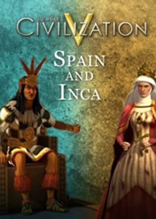 Sid Meier's Civilization V: Double Civilization and Scenario Pack - Spain and Inca [Online Game Code]