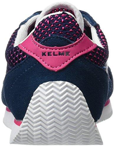 Kelme - Passion Mesh, Scarpe sportive Donna Blu (Marino)