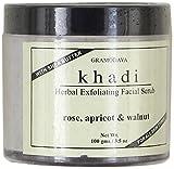 Khadi Apricot and Walnut Cream Scrub Wit...
