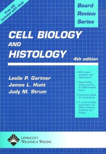 BRS Cell Biology and Histology (Board Review Series) by Leslie P. Gartner (2002-10-01)
