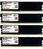 Komputerbay 16GB (4x 4GB) 240-PIN 800MHz PC26400/PC26300DDR2DIMM Arbeitsspeicher
