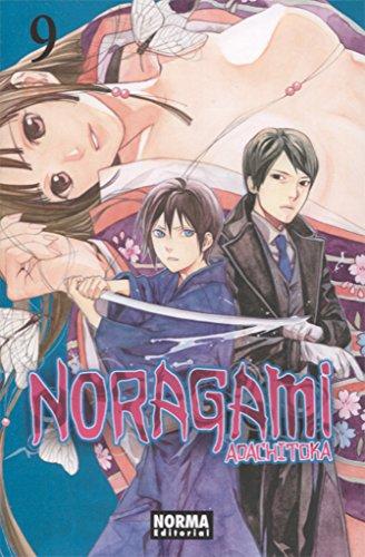 Noragami 09 por Adachitoka