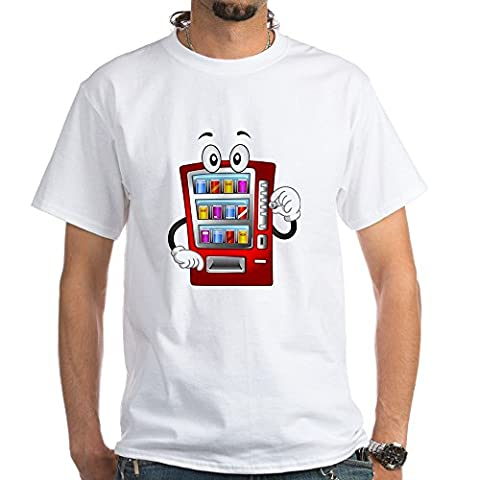 CafePress - Mascot Illustration Featuring A Vend - 100% Cotton