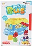 #1: intelligence building block bus Multi Color