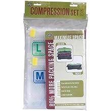 Eagle Creek Gepäckordnung Pack-It Compressor Set M/L
