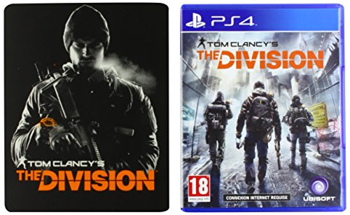 The Division + Steelbook Exclusif Amazon