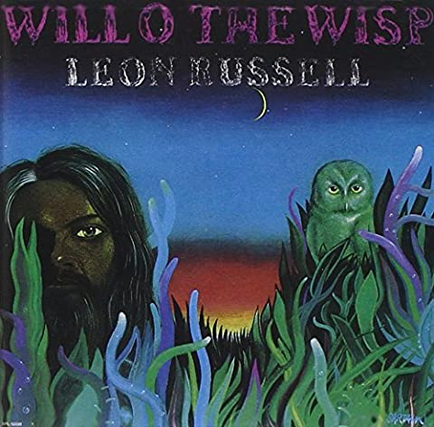 Leon russell will o' the wisp [Import anglais]
