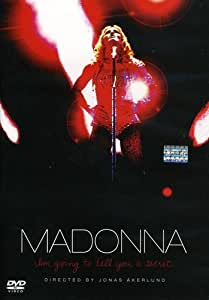 Madonna - I'm Going To Tell You A Secret [Live] [DVD + CD] [2005]