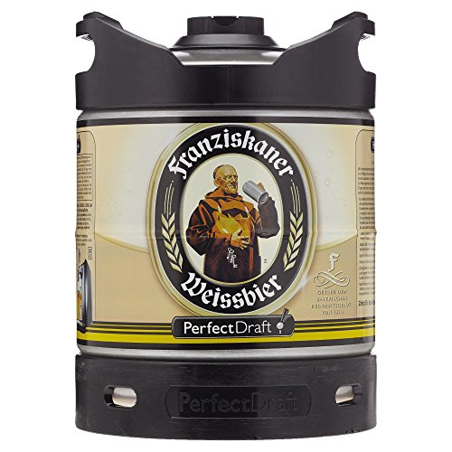 Franziskaner Weissbier Perfect Draft (1 x 6 l)
