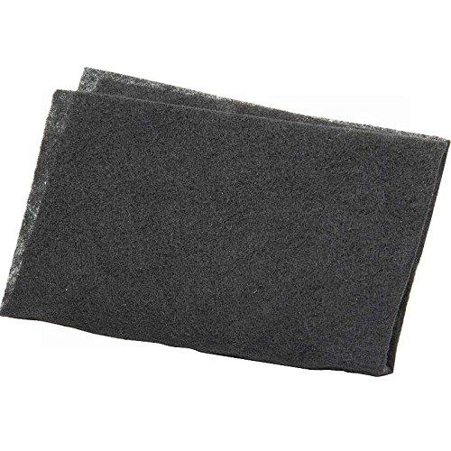 Original Bomann Aktiv-Kohlefilter 256 500 in schwarz (1 Stück Passend für Dunstabzugs-Haube Bomann Du 622, DU 623IX)