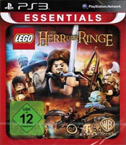 LEGO Der Herr der Ringe  - Herr Lego Ps4 Ringe Der