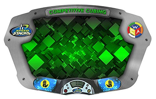 Speed Stacks Pro Cubing Pack (Voxel Green) -