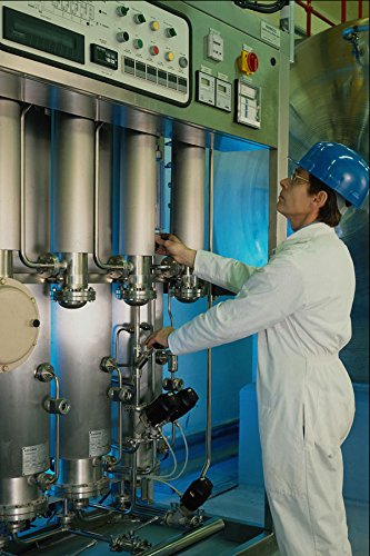 Filtration Unit (701016 Water Filtration Unit And Operative A4 Photo Poster Print 10x8)