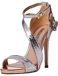 b4fef791c83 Miss KG Women s Giselle Open-Toe Heels