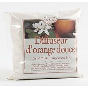 MILLE OREILLERS Diffuseur d'Orange Douce Bio