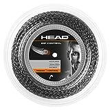 HEAD Unisex- Erwachsene Tennissaite Rip Control 200m Tennis-Saite, Natural, 16