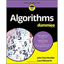 Algorithms For Dummies (For Dummies (Computers))