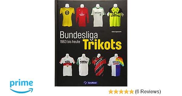 detailed look a3f40 52c13 Die Trikots der Bundesliga: Die Geschichte von 1963 bis ...