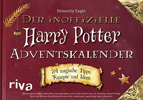 Buchcover Der inoffizielle Harry Potter Adventskalender: 24 zauberhafte Tipps, Rezepte und Ideen