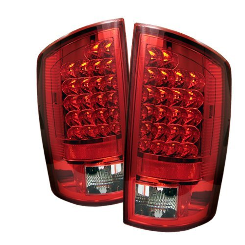 spyder-dodge-ram-1500-07-08-ram-2500-06-09-ram-3500-06-09-led-tail-lights-red-clear-by-spyder-auto