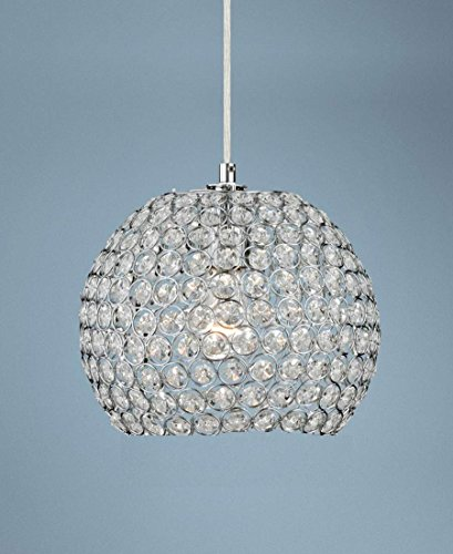 Crystal Pendent Ball Lamp Small