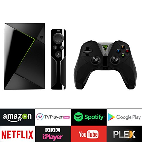 NVIDIA SHIELD TV 16 GB Media Streaming Device