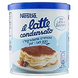Nestlé Il Latte Condensato Concentrato, Zuccherato, per Ricette Dolci, Lattina 397 g