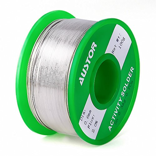 austor-06mm-lead-free-solder-wire-with-rosin-core-sn-99-ag-03-cu-07-100g