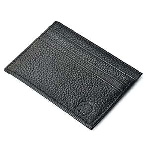 Vovotrade Porta carte di credito di identificazione del raccoglitore della cassa mini borsa del sacchetto