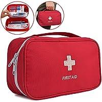 Fansport Erste Hilfe Tasche, Medizinische Tasche Leerer Beweglicher Beutel für Haus im Freien preisvergleich bei billige-tabletten.eu