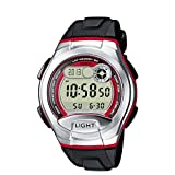 Casio Collection – Reloj Unisex Digital con Correa de Resina – W-752-4BVES