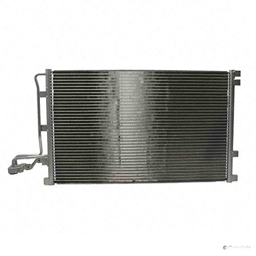 air conditioning Nissens 940087 Condenser